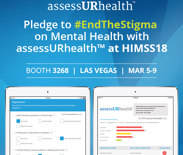 Electronic Mental Health Screening Assessurhealth