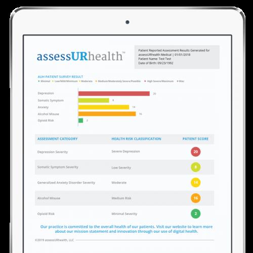 assess-UR-health